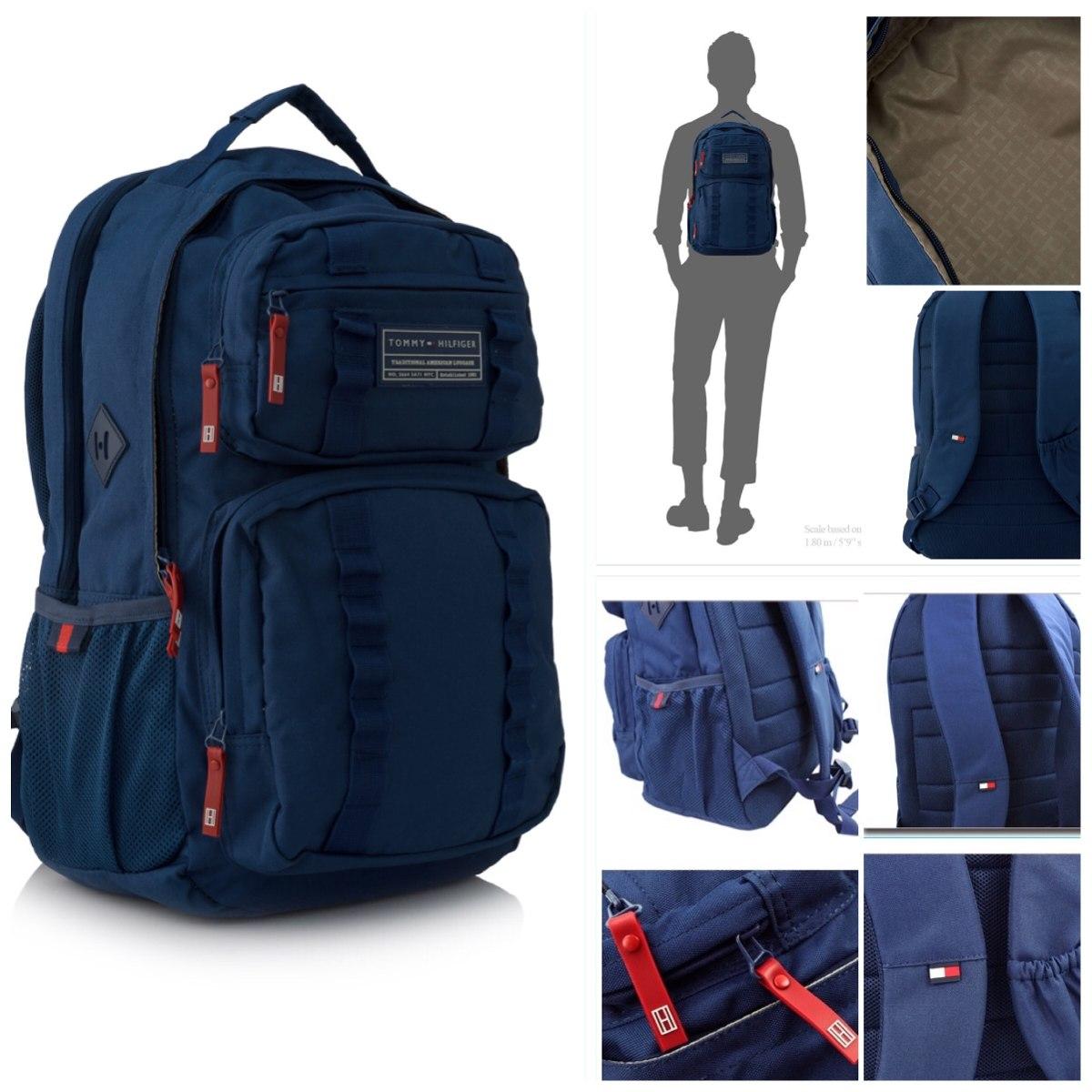 2950fe174 Mochila Tommy Hilfiger Kenya Backpack Original - R$ 325,00 em ...