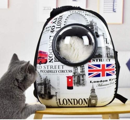 mochila transportador para gatos, perros  viajero