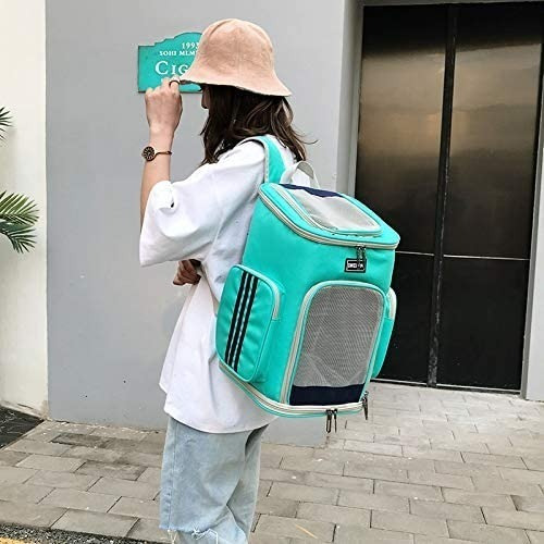 mochila transportadora para gatos , perros vv