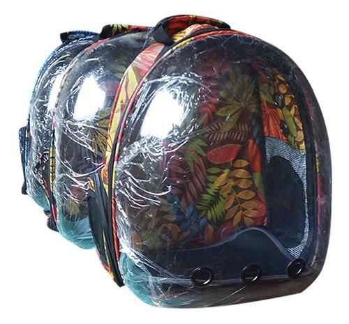mochila transportadora para perros y gatos