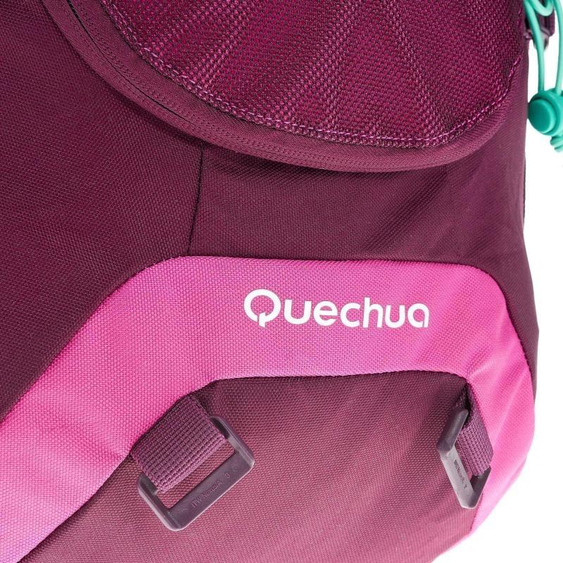 a7f576df0 mochila trekking forclaz 50 litros malva quechua. Cargando zoom.