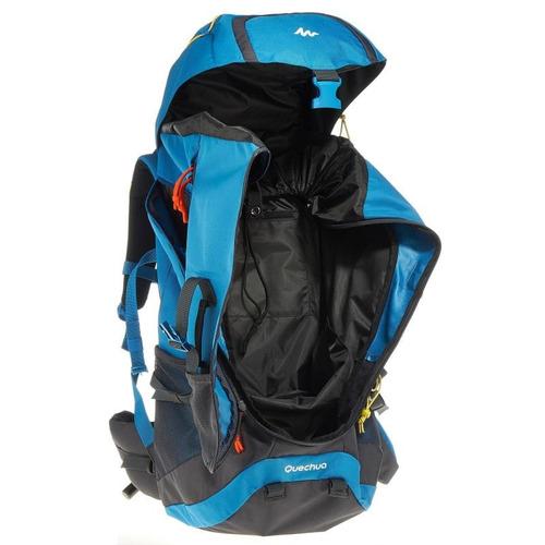 e180337f6 Mochila Trekking Forclaz 60 Litros Azul Quechua - $ 6.760,00 en ...