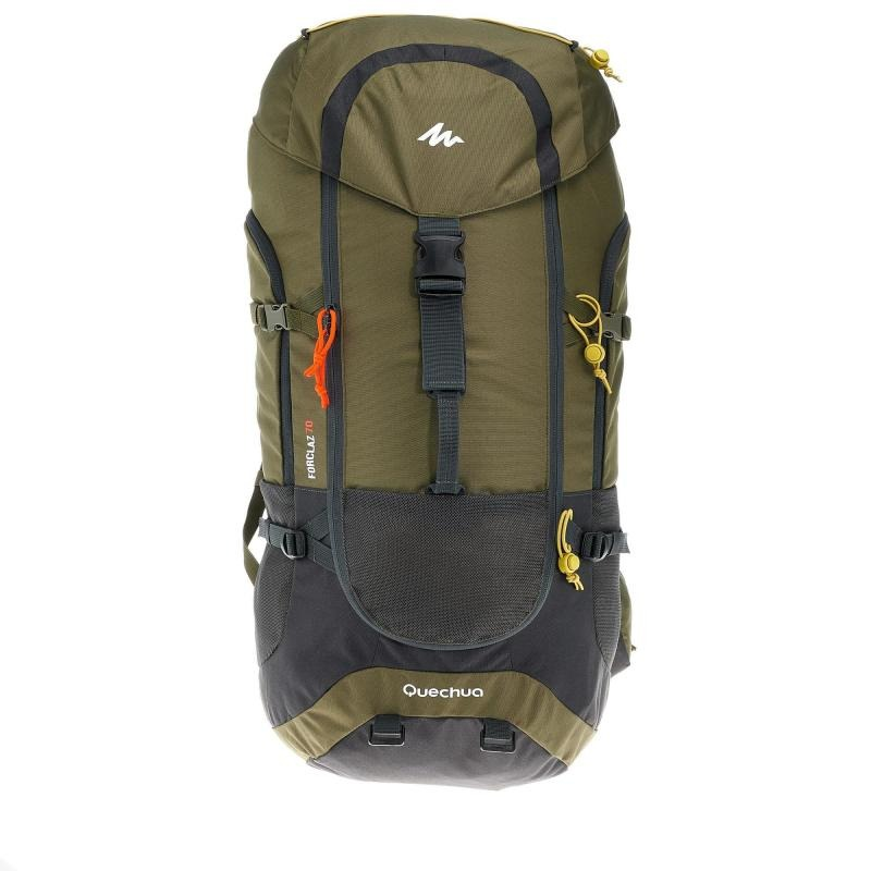 160c7c9d2 mochila trekking forclaz 70 litros caqui quechua. Cargando zoom.