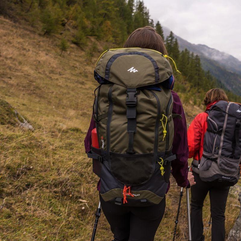 e1fd01853 mochila trekking forclaz 70 litros quechua. Cargando zoom.