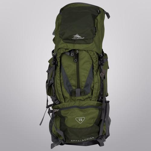 mochila trekking high sierra appalachian 75 litros