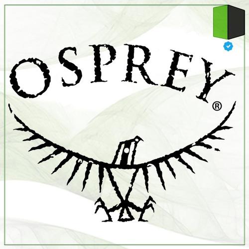 mochila trekking osprey daylite plus 20 litros viaje carpa