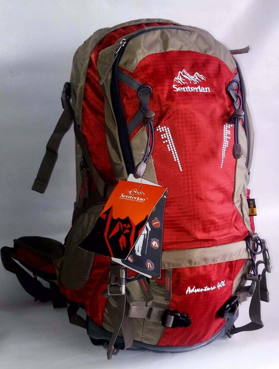 mochila the north face 40 litros