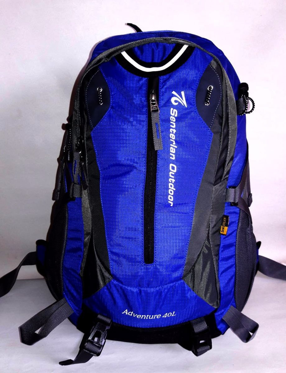 mochila senderismo north face 40l