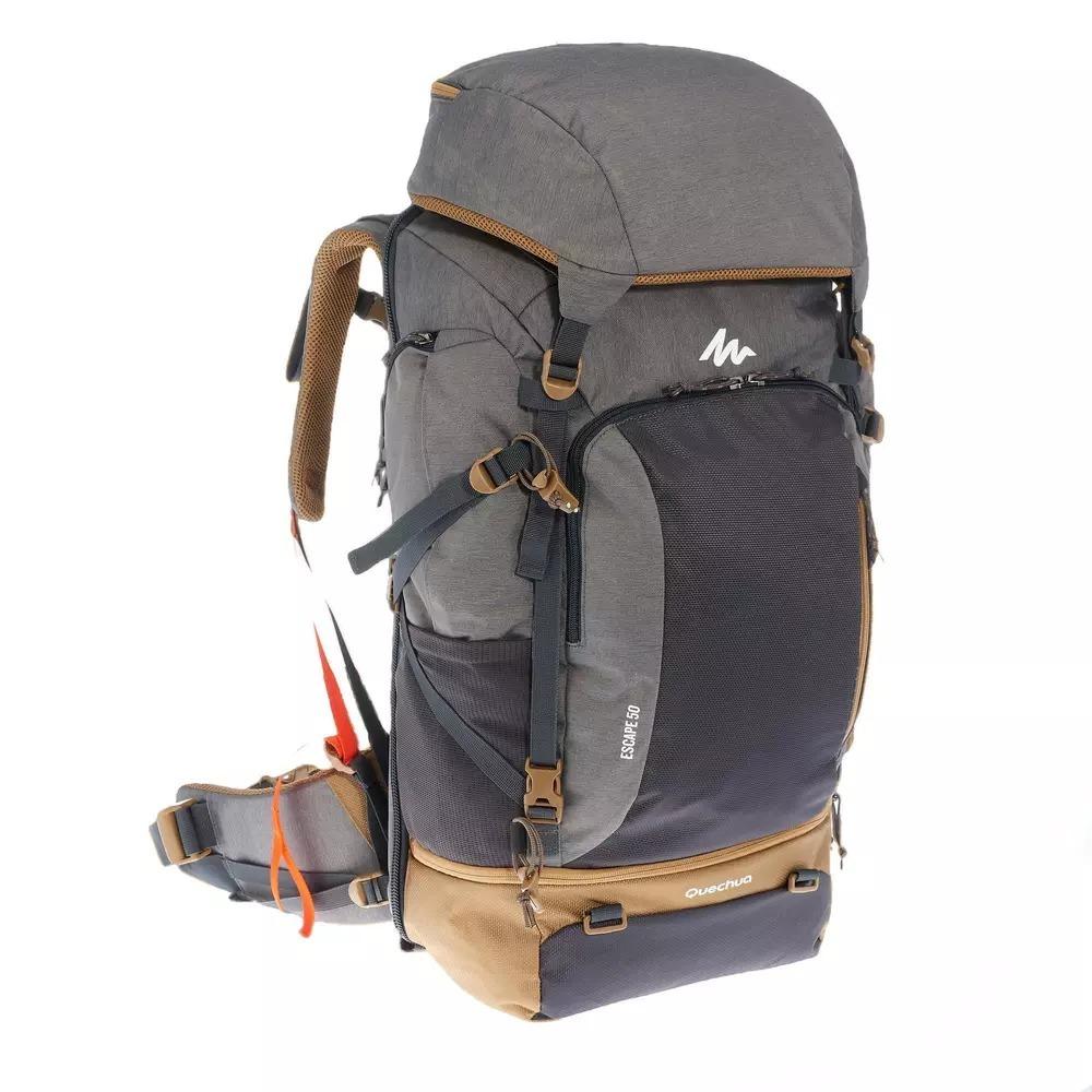 a3b7adc6e mochila trekking travel 50 litros. Cargando zoom.