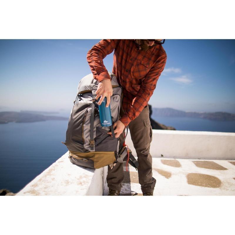mochila trekking travel 500 hombre 50 litros apta para. Cargando zoom. 4564cbeabd8