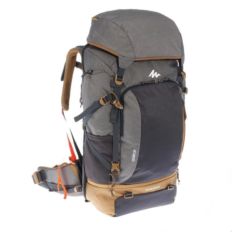 00 500 50 Litri Trekking Adatto Travel per8 Man 350 Zaino OkuiTXPwZ