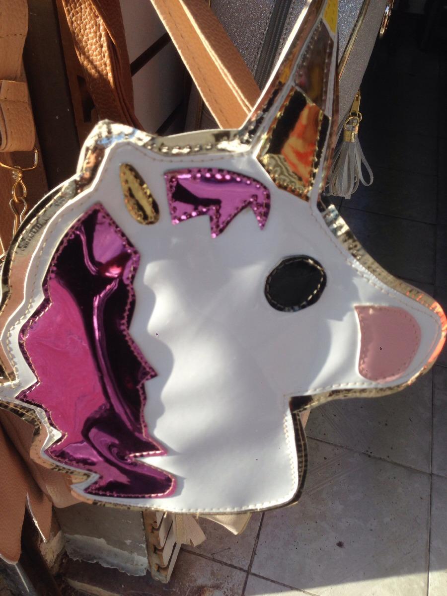mochila unicornio bolso moda fashion 2018 bolsa dama