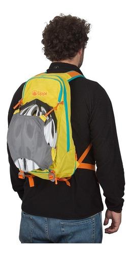 mochila unisex fury 10 h2pro backpack amarillo lippi