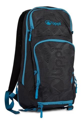 mochila unisex fury 10 h2pro backpack negro lippi