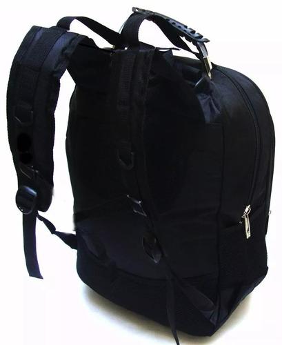 mochila universitaria trabalho reforçada
