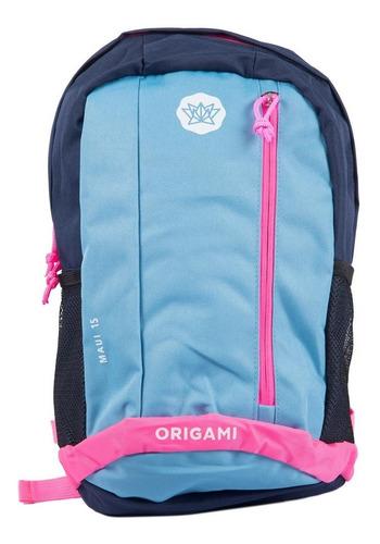 mochila urbana deportiva origami 15 litros viajes