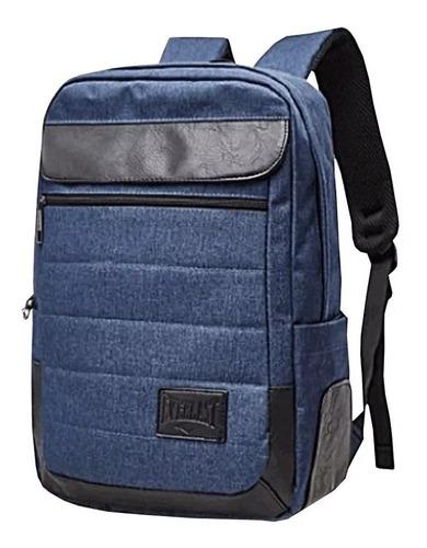 mochila urbana everlast original reforzada porta notebook