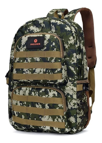 mochila urbana porta notebook acolchada camping reforzada