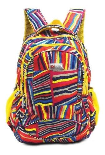 mochila urbana reforzada colegio universitaria mujer kiburi