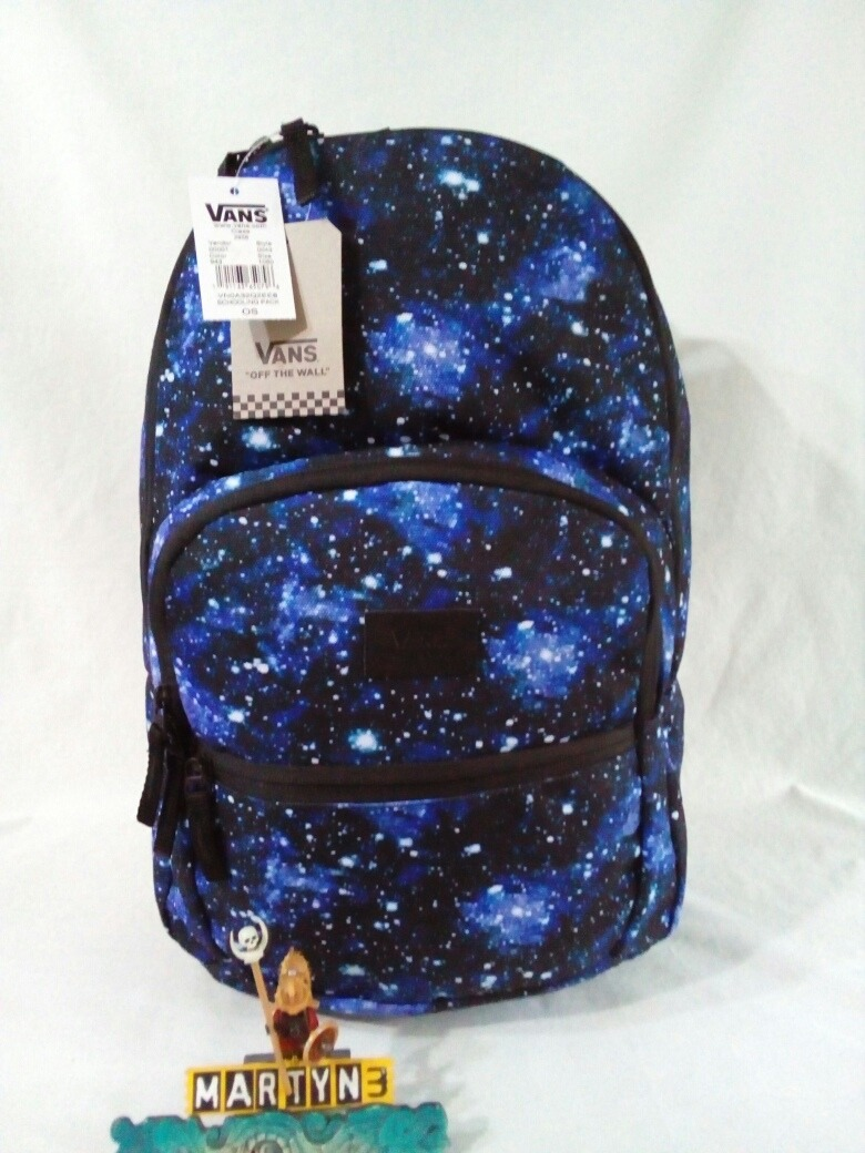 mochila vans galaxy comprar