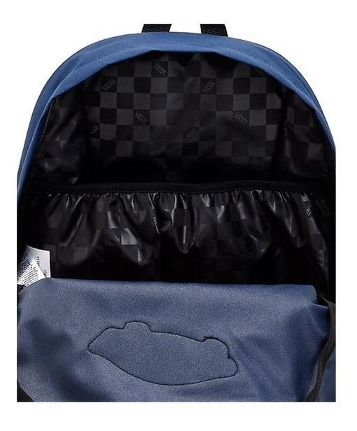 mochila vans mujer azul marino