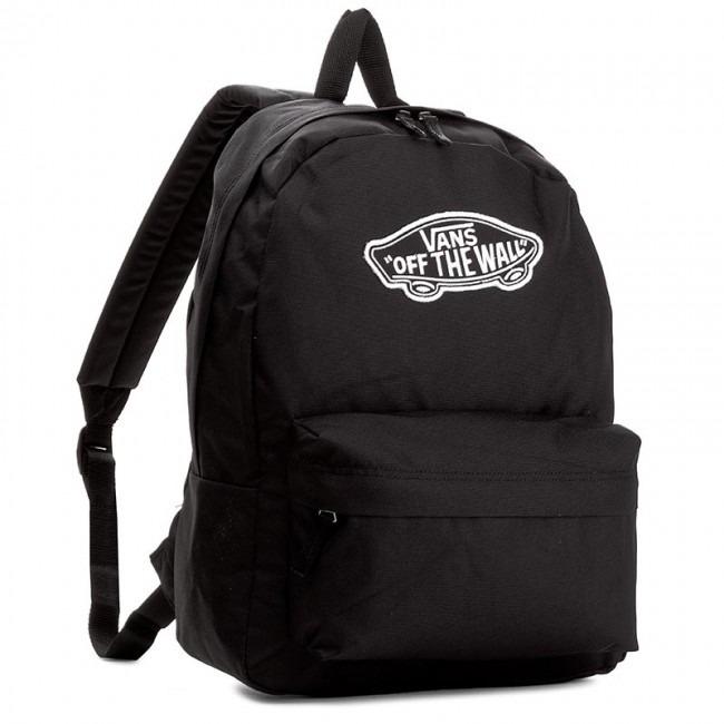 mochila vans negra