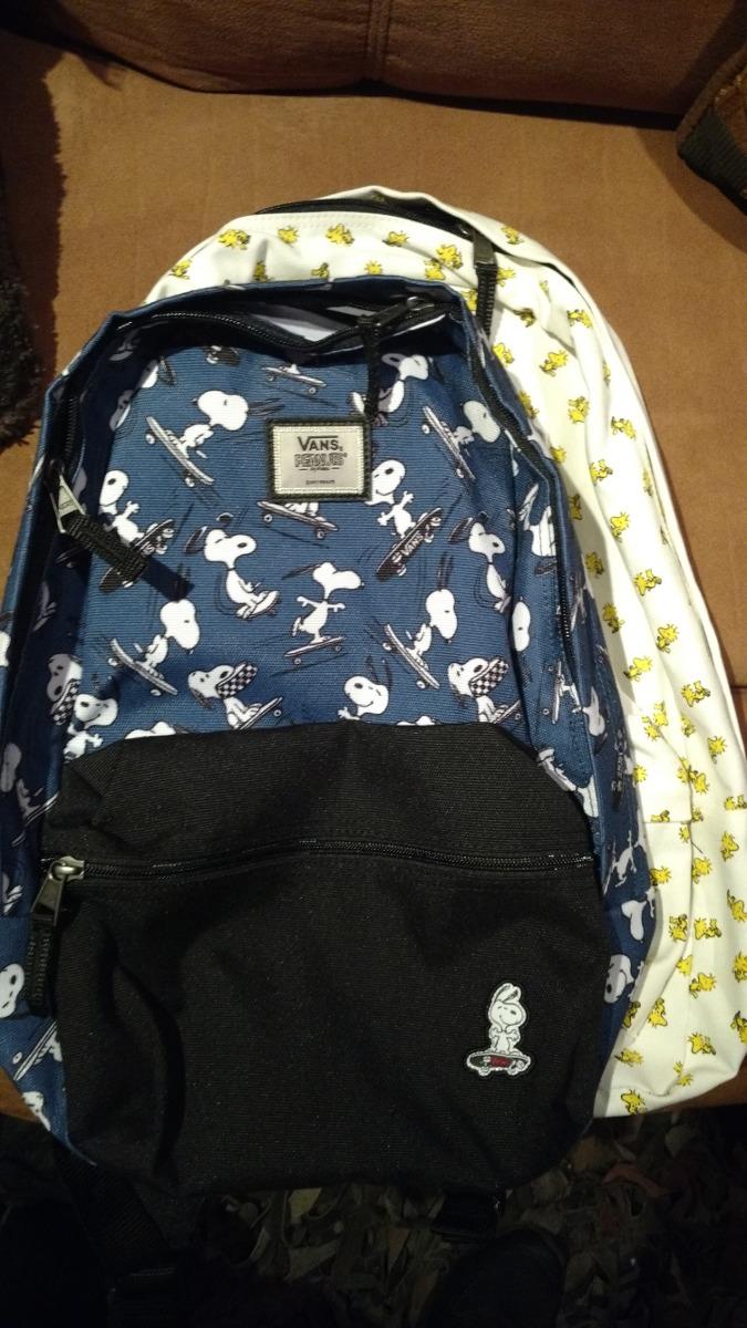 ad2c133334d6b Mochila Vans Off The Wall Snoopy Calico Backpack -   680.00 en ...