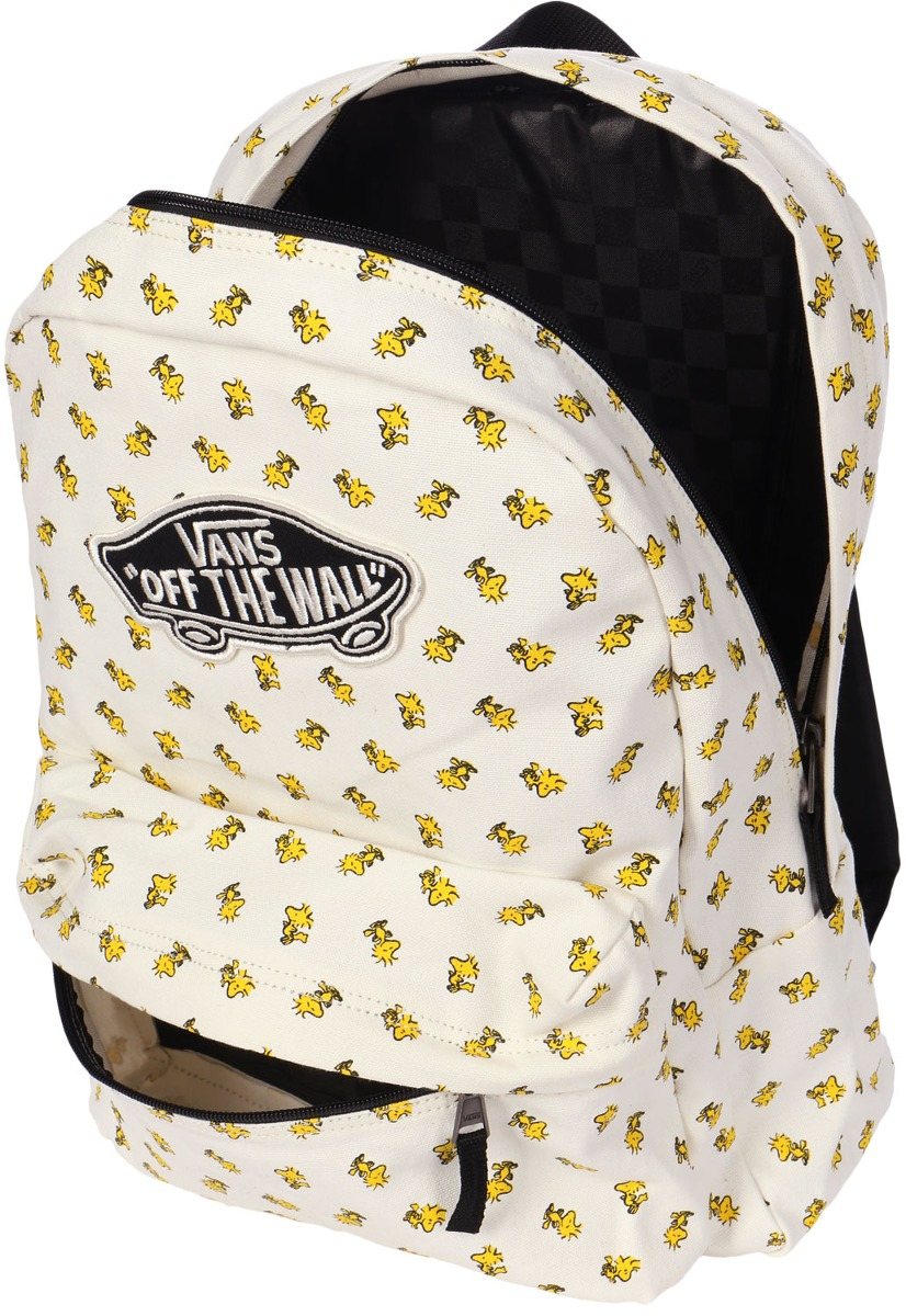 5f117758ed165 mochila vans off the wall snoopy peanuts realm backpack. Cargando zoom.