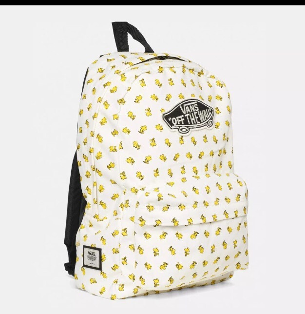 9eec299c7260d Mochila Vans Off The Wall Snoopy Peanuts Realm Backpack -   690.00 ...
