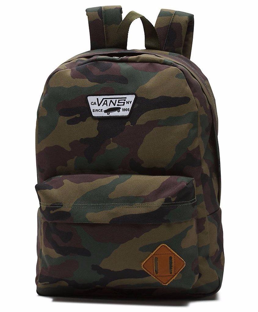 57b099d97 Mochila Vans Old Skool Ii Backpack Camuflada - $ 2.000,00 en Mercado ...
