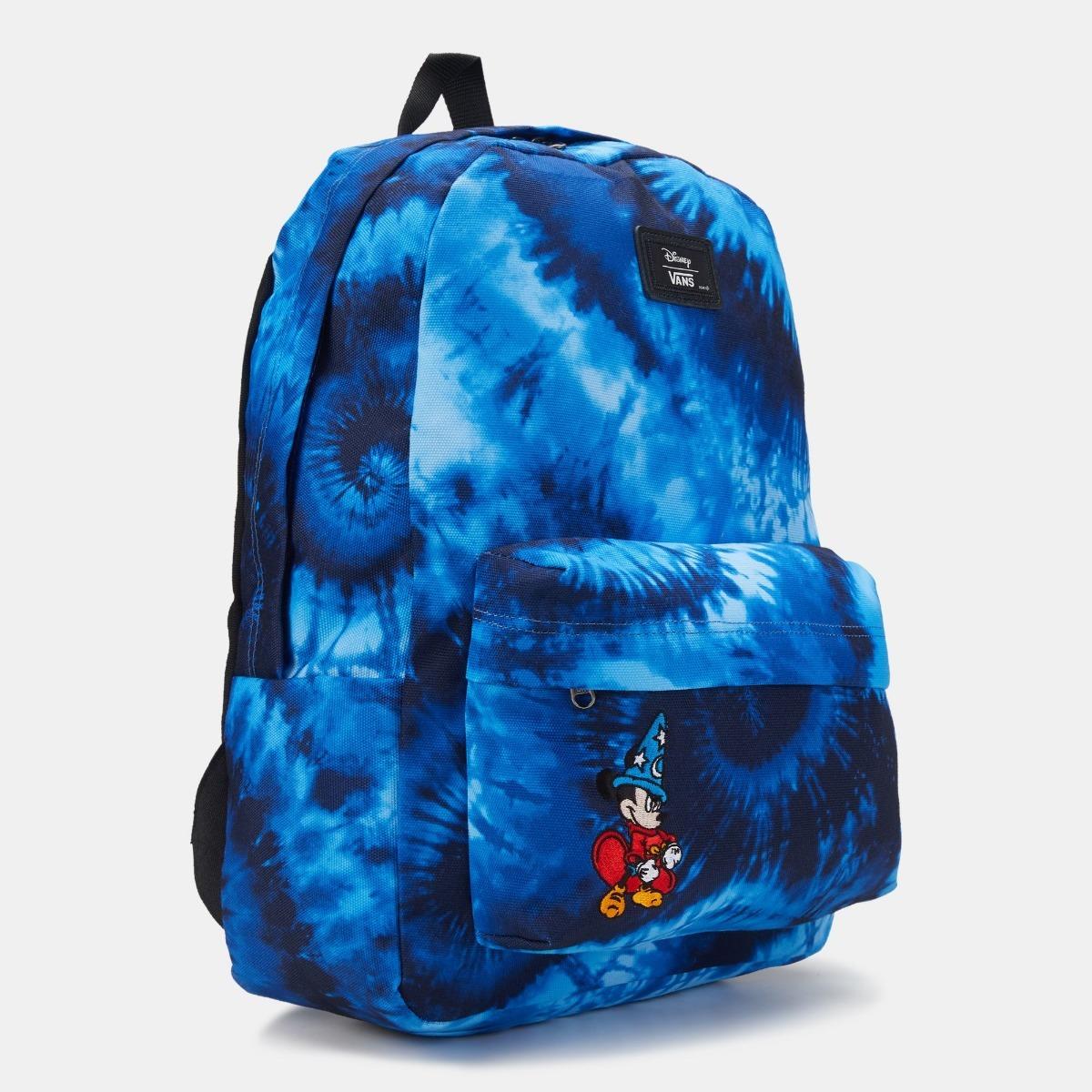 0be30de7bec83 mochila vans old skool mickey disney classic azul tie dye. Cargando zoom.