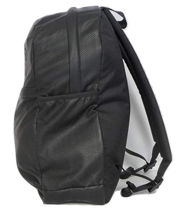 Negra Fashion Perf Quad Backpack Squad 25l Mochila Vans Piel SqcEEH