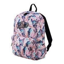 Mochila Vans Realm Backpack Os Tropical Multi -   660.00 en Mercado ... 727500ce793