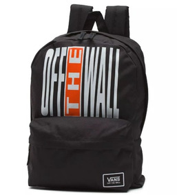 731334206 Mochila Vans Realm Backpack Laranja - Mochilas no Mercado Livre Brasil