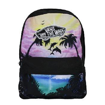Vn000nz0idn Vans Os Realm Backpack Divide Mochila VSMUzp