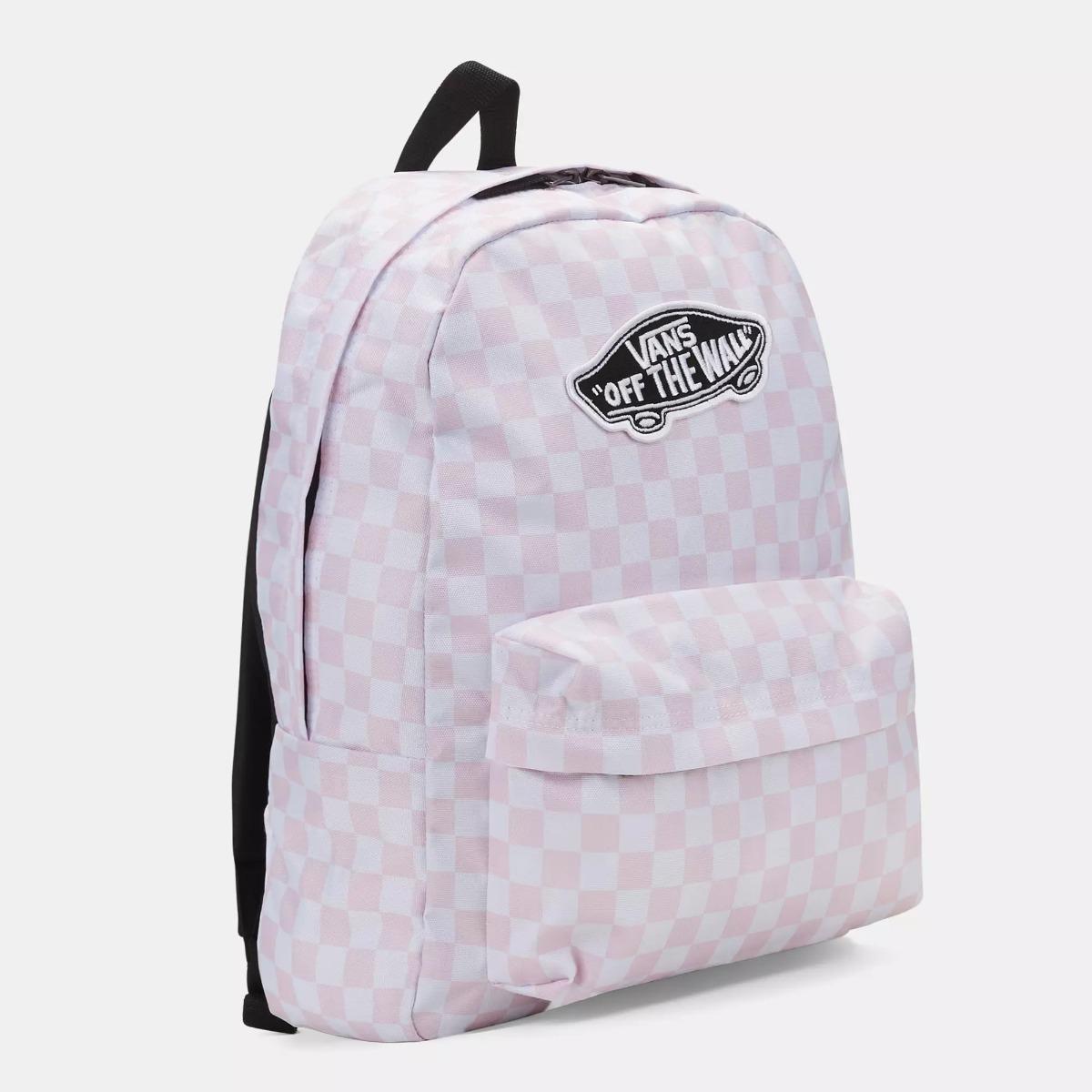 732d0872c6c mochila vans skate escolar laptop realm clasica ajedrez 22l. Cargando zoom.