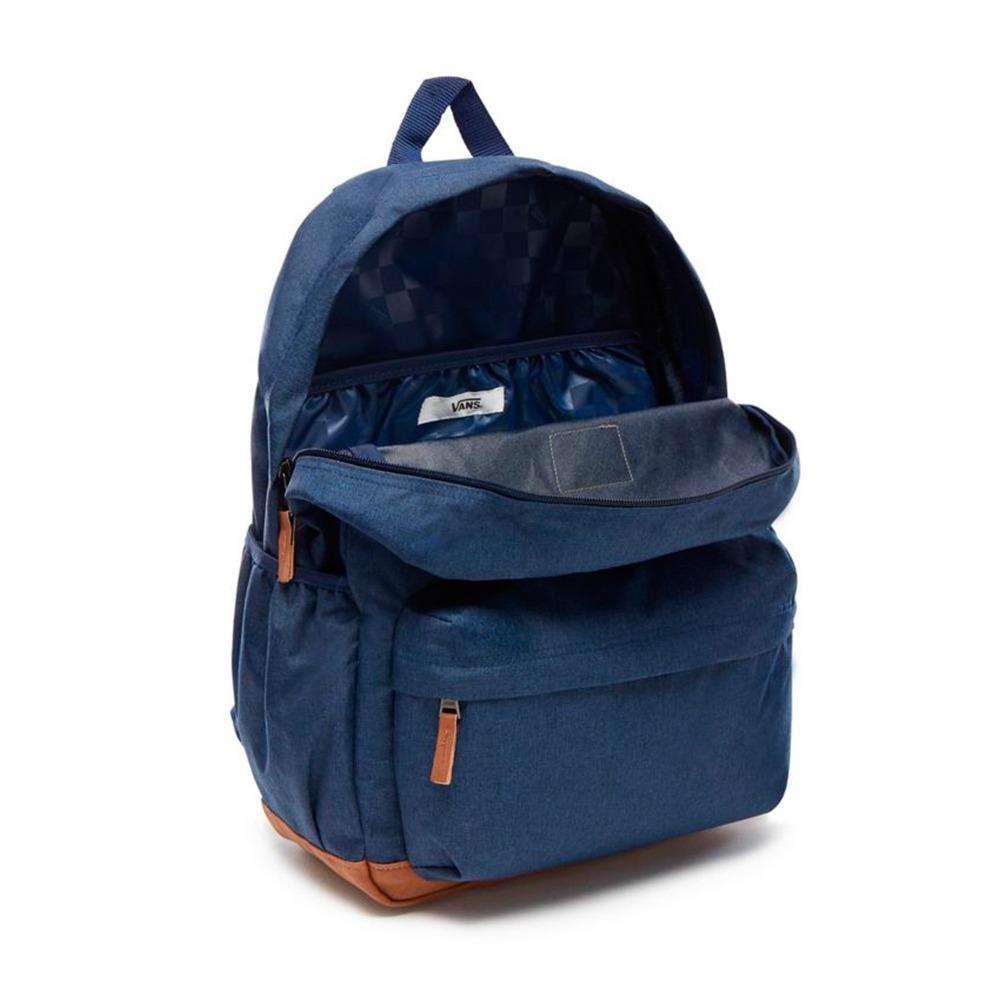 mochila vans wm realm plus backpack medieval blue. Carregando zoom. e3e67ef5eb7