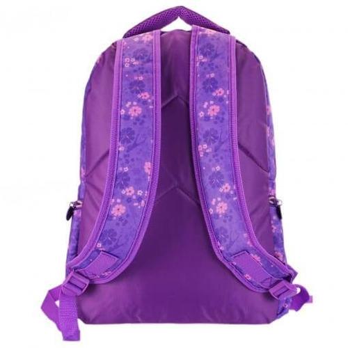mochila violetta grande teen