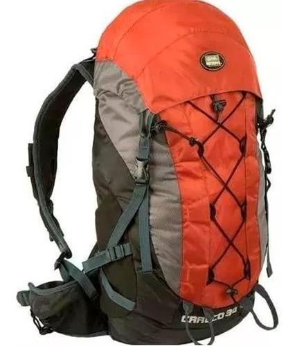 mochila waterdog mochilero 60lts +cubre mochila en palermo !