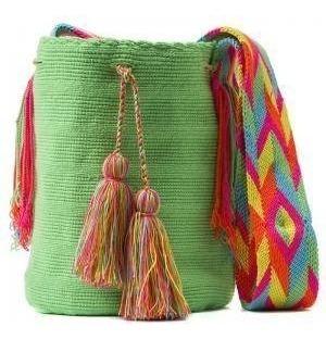 mochila wayuu original artesanias guajiras hecho a mano