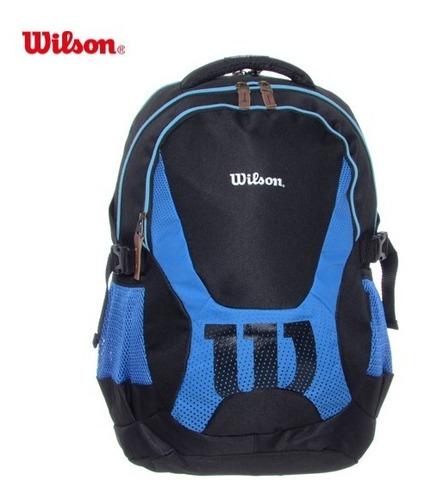 mochila wilson escolar tiempo libre urbana