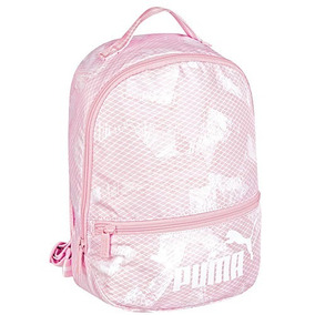 mochila puma rosa mujer