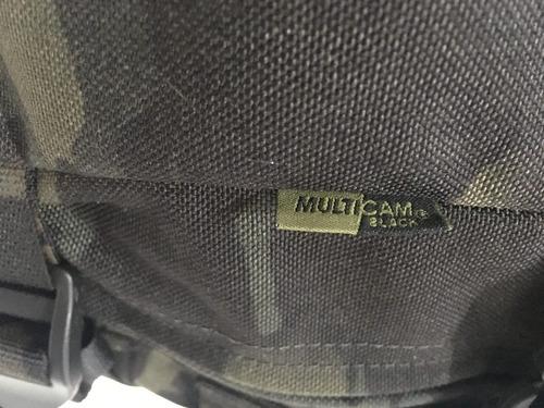 mochila wtc multimissão 3 dias multicam black