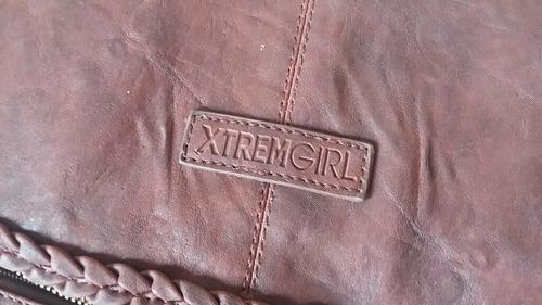 mochila xtremgirl nueva
