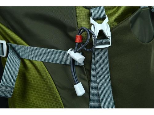 mochila yosemite 45 l air flow system, discovery adventures