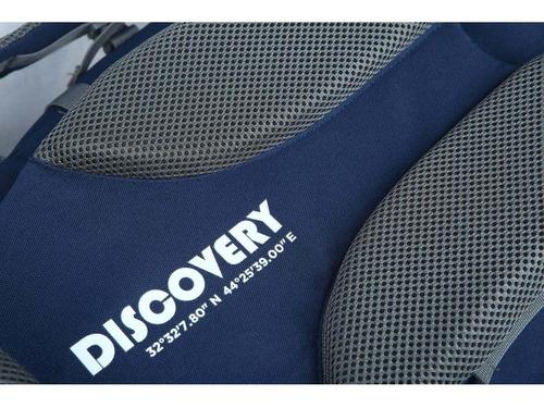 mochila yosemite 75 litros, discovery adventures