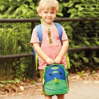 mochila zoo para niños - bebes skip hop dinosaurio