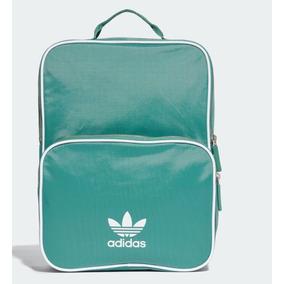 118f25446df Mochila Adidas Classic Original Azul Petróleo - Mochilas en Mercado ...
