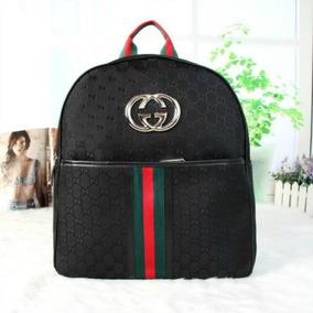 4c3b07d05 Mochila Gucci Hermoso Elegante Diseño Exclusivo 100% Origina