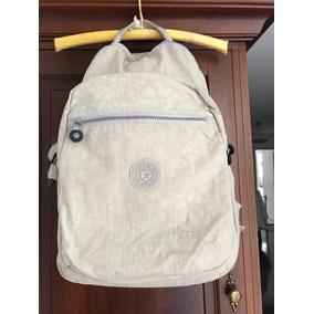 7bcccf1d9 Mochila Kipling Seoul Usada - Calçados, Roupas e Bolsas, Usado no ...